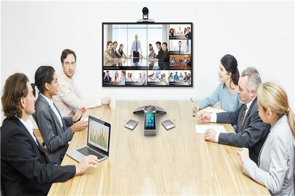 视频会议系统必将开启应用智慧办公的新潮流