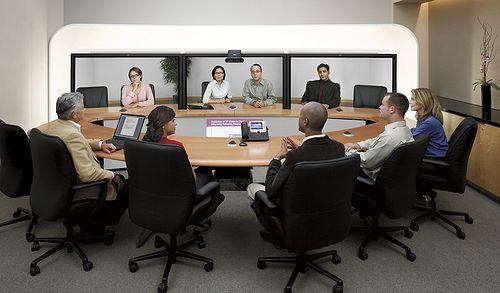视频会议系统究竟能给企业带来什么好处呢