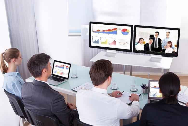 中小企业如何搭建云视频会议系统?