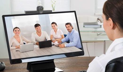 开远程视频会议为什么必须要用专业的视频会议软件?