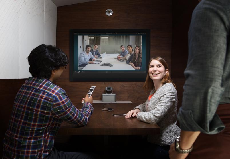 视频会议系统的主要组成部分有哪些?