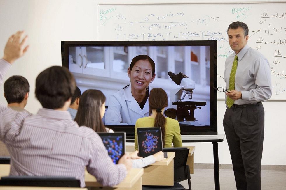 高清视频会议能够大规模应用的前提是什么