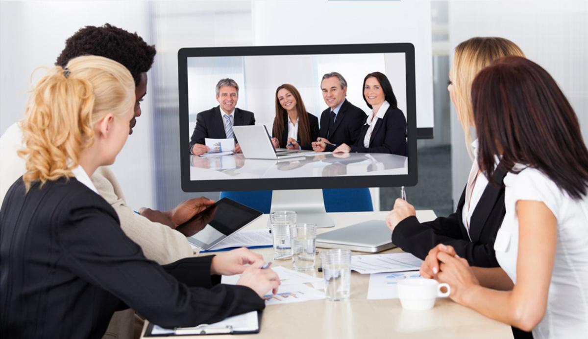 视频会议可以给企业带来那些好处