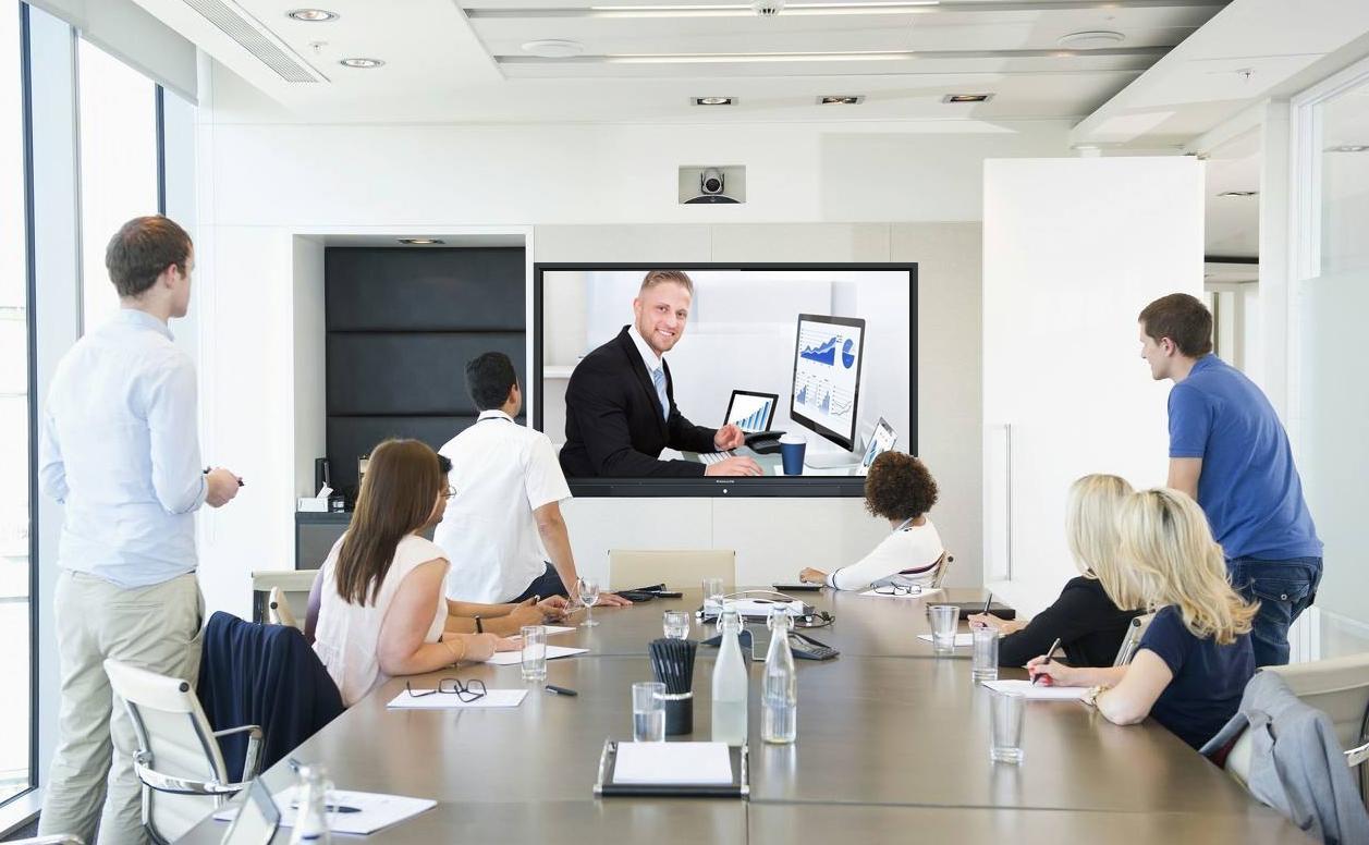 视频会议系统如何帮助企业实现远程协同办公