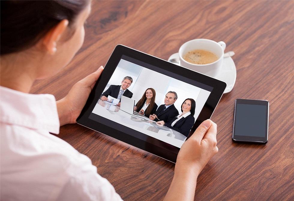 便捷流畅的高清视频会议成为远程办公最新模式